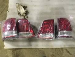 Toyota Land Cruiser 200 задняя оптика, стоп сигнал 2008-2011 г. Toyota Land Cruiser, GRJ200, URJ200, URJ202, UZJ200, VDJ200, URJ202W, UZJ200W Lexus LX...