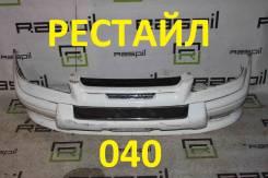 Бампер. Toyota Sprinter Carib, AE111, AE115, AE111G, AE115G 4AFE, 7AFE