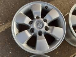 Литье на Toyota Hilux Surf, оригинал R16 6*139.7 7JJ ET 30!