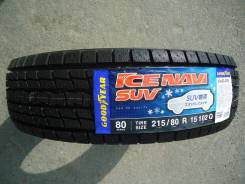 Goodyear Ice Navi SUV. Зимние, без шипов, 2016 год, новые