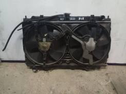 Радиатор двигателя Nissan Primera Camino 2000