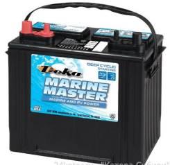 Аккумулятор морской стартерно-тяговый Deka DP24 DT 85 А*ч (пуск 550 А)
