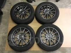 "Зимние колеса Tead 16 5*114,3 6,5J ET53 c резиной 205/55/16 Pirelli. 6.5x16"" 5x114.30 ET53 ЦО 73,0мм."