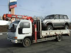 Аренда грузовик с манипулятором