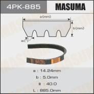 Ремень привода навесного оборудования Masuma 4PK-885