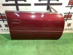 Дверь передняя правая Toyota Chaser 100 цвет 3L4