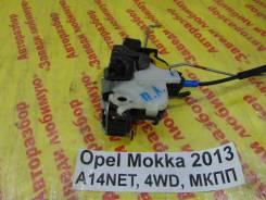 Замок двери Opel Mokka Opel Mokka 2013, левый передний