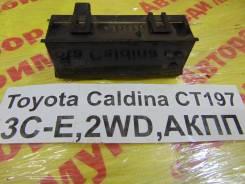 Часы Toyota Caldina Toyota Caldina 1999.04
