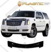 Дефлектор капота Cadillac Escalade 2007-2014 (Мухобойка)