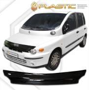 Дефлектор капота Fiat Multipla 1999-2006 (Мухобойка)