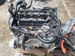 Двигатель в сборе. Honda Accord, CR6 LFA