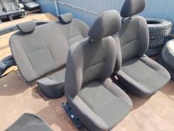 Комплект сидений Nissan Almera G15, 2013г