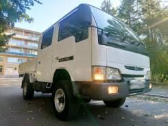 Nissan Atlas. 4WD на Мостах от Прадо 78 Полная Пошлина Идеальное СОСТ, 2 700куб. см., 1 250кг., 4x4