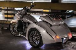 Harley-Davidson Tri Glide Ultra FLHTCUTG, 2017