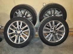 """Комплект зимних колес Lexus GX460 , Прадо 150 20"""". 8.5x20"""" 6x139.70 ET25"""