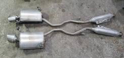 Глушитель. Honda Legend, KB1 J35A, J35A8