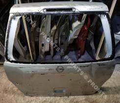 Дверь багажника. Nissan X-Trail, DNT31, NT31, T31, TNT31, T31R M9R, MR20DE, QR25DE