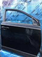 Дверь передняя правая черная Toyota Rav 4