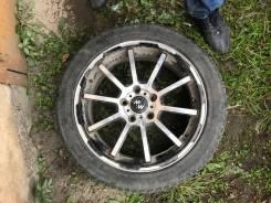 "Продам колеса р17 одно под ремонт. 7.0x17"" 5x114.30 ET45"