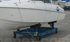 Стапель, кильблок для катера 23-29F