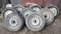 Диски колесные газ 3110