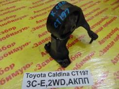 Опора двигателя Toyota Caldina Toyota Caldina 1999.04, задняя