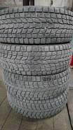 Dunlop Grandtrek SJ6. Зимние, без шипов, 2015 год, 40%