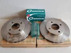Колодки барабанные G-brake GS-21001 G-Brake GS-21001