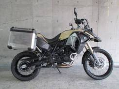 BMW F 800 GS Adventure, 2014