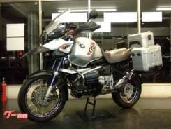 BMW R 1150 GS Adventure, 2002
