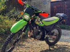 Kawasaki Super Sherpa. 250куб. см., исправен, птс, с пробегом