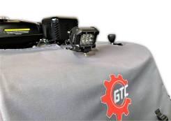 Мотобуксировщкик БРАТ 500/15 л.с С Э/ЗАП. LIFAN (18 Ватт) 1500 мм, 2019