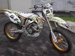 Yamaha YZ 250F, 2010