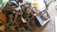 Вентилятор охлаждения радиатора. Лада: Приора, 2110, 2108, 2109, 21099, 2114 Самара, 2104, 2106, 2107, 2111, 2112, 1111 Ока, 2114