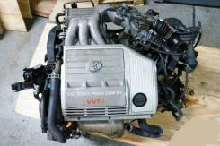 Двигатель в сборе. Toyota: Windom, Aurion, Ipsum, Avensis, Caldina, Alphard, Mark X, Mark II Wagon Qualis, Camry, Noah, Wish, Mark X Zio, Estima, Aven...