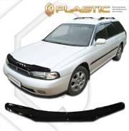 Дефлектор капота Subaru Legacy 1993-1998 (Мухобойка)