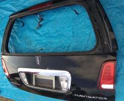 Дверь багажника Lincoln Navigator II, 2003 год 5.4L V8 4WD