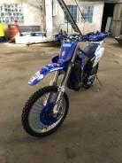 Yamaha YZ 250F, 2003