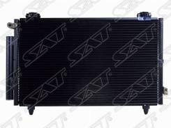 Радиатор кондиционера TOYOTA COROLLA/fielder/runx/allex/spacio/will vs 00-06 правый руль SAT STTY283940