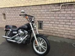 Harley-Davidson Dyna Super Glide. 1 450куб. см., исправен, птс, с пробегом