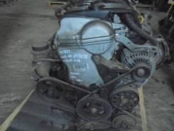 Двигатель в сборе. Toyota Funcargo, NCP21 1NZFE