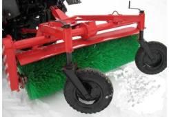Щётка навесная для МТЗ и мини-трактора (2м и 1.6м)