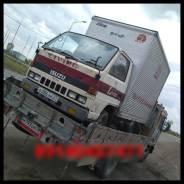 Продам по запчастям грузовик lsuzu.