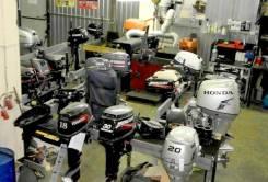Ремонт и диагностика лодочных моторов! Низкие цены!
