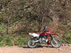 Honda XR 650R, 2002