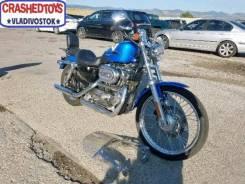 Harley-Davidson Sportster 1200 Custom XL1200C, 2002