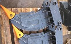 Клык-рыхлитель 900 мм на экскаватор-погрузчик