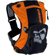 Рюкзак с поилкой Uswe Ranger 3. черно оранжевый (2030506)