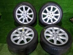 Колеса R18 255/45 Continental диски литые Mercedes оригинал