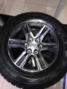 """100% Оригинал Комплект Новых колёс Toyota Prado, Hilux, Fortuner. 7.5x17"""" 6x139.70 ET0"""